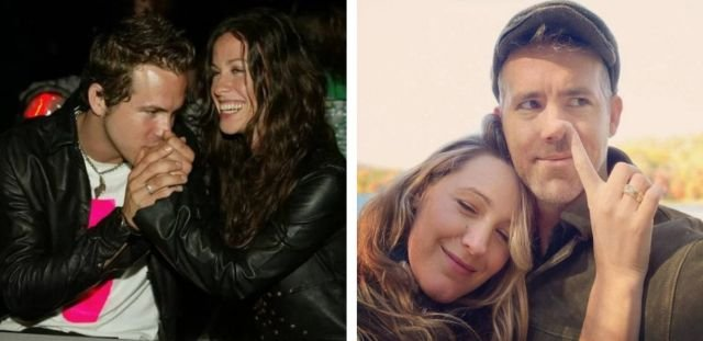 Celebrity Couples: In 2000's And Now (41 pics)