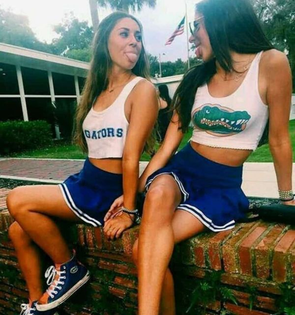These Skirts Are Not Regulation (60 Pics)