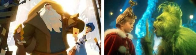 The Most Popular Christmas Movies (56 pics)