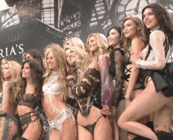 Attitude Of Gratitude For These Hotties  (40 GIFs)
