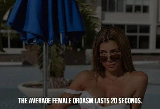 Orgasm Facts (17 pics)