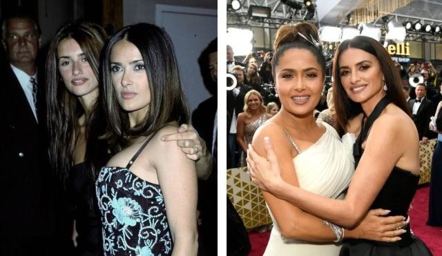 Celebrity Friendship: Then And Now (46 pics)