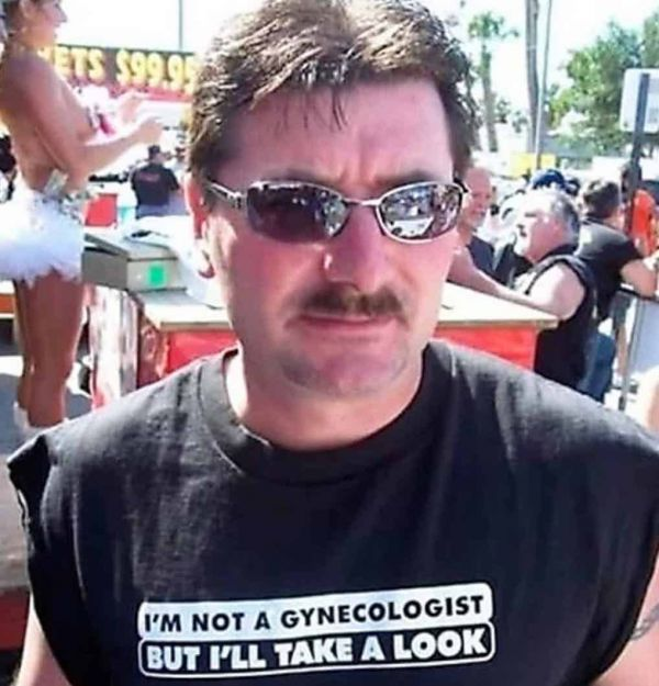 Inappropriate But Hilarious T-Shirts  (28 Pics)