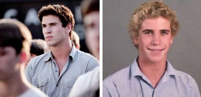 Actors Teenager Roles And Their Teenage Photos (46 pics)