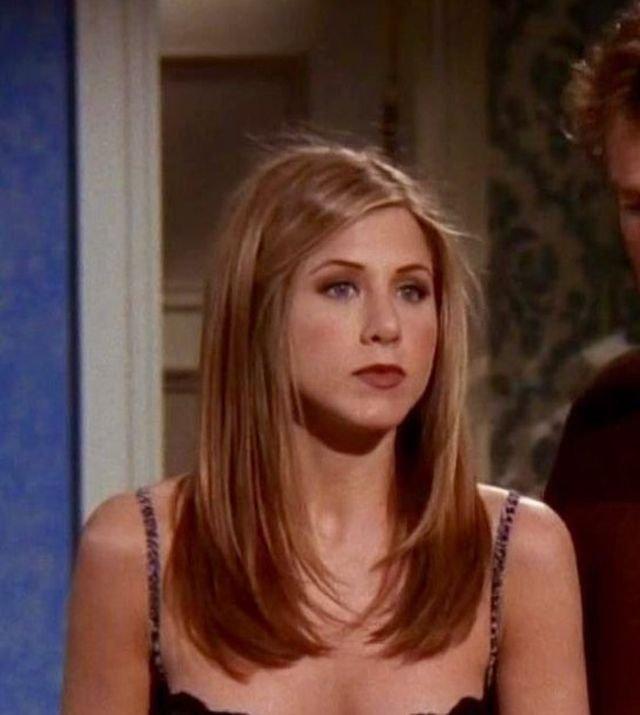 Jennifer Aniston Revealed Her Intimate Secret On 'Friends' Series (23 pics)
