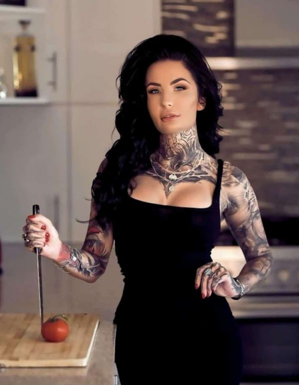 Inked Appeal (42 Pics)