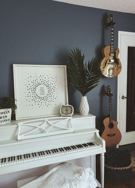 The best interior design for musicians
