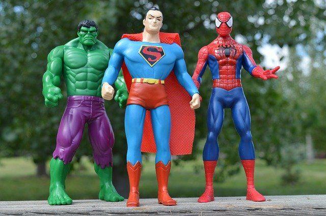 Modern-Day Heroes
